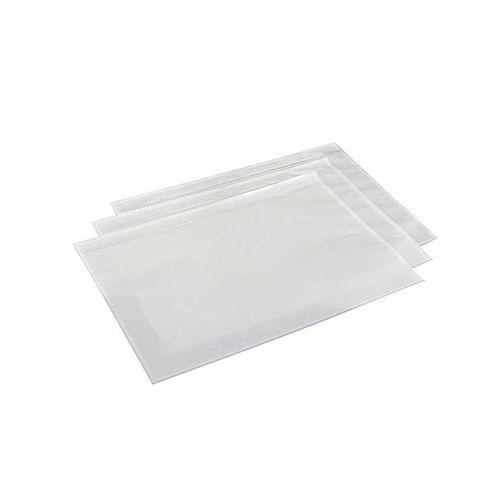 Plic C6, 110 x 175 mm, plastic transparent, 1000 bucati/set