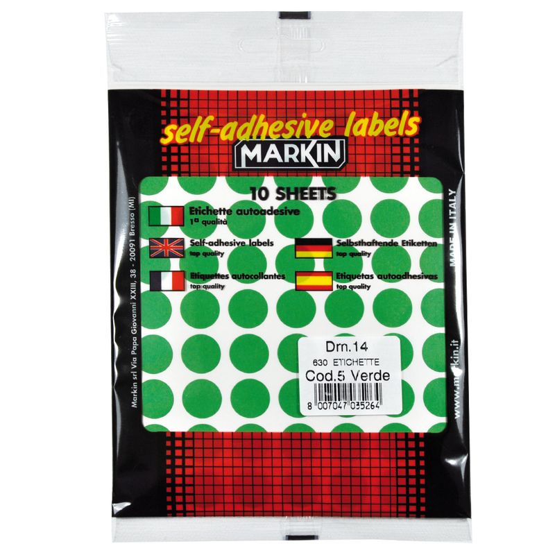 Etichete-autoadezive-rotunde-14-mm-verde-630-bucati-set