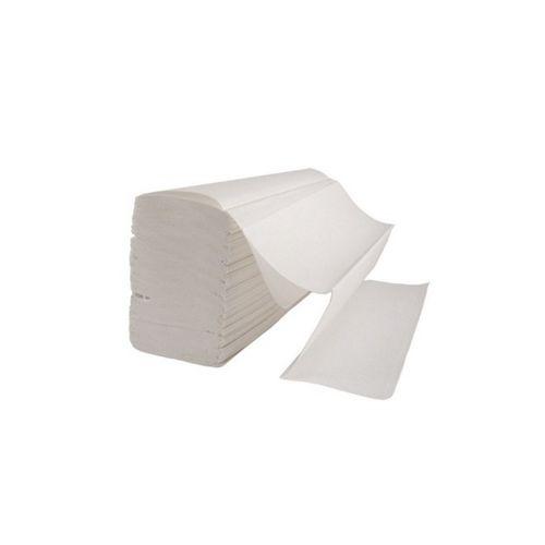 Servetele pliate Z, 2 straturi, alb, 150 bucati/set