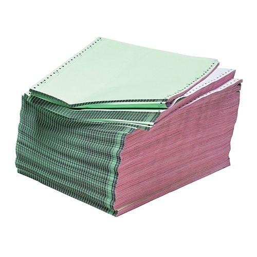 Hartie imprimanta matriceala A4, 1 exemplar, 2000 coli, alb