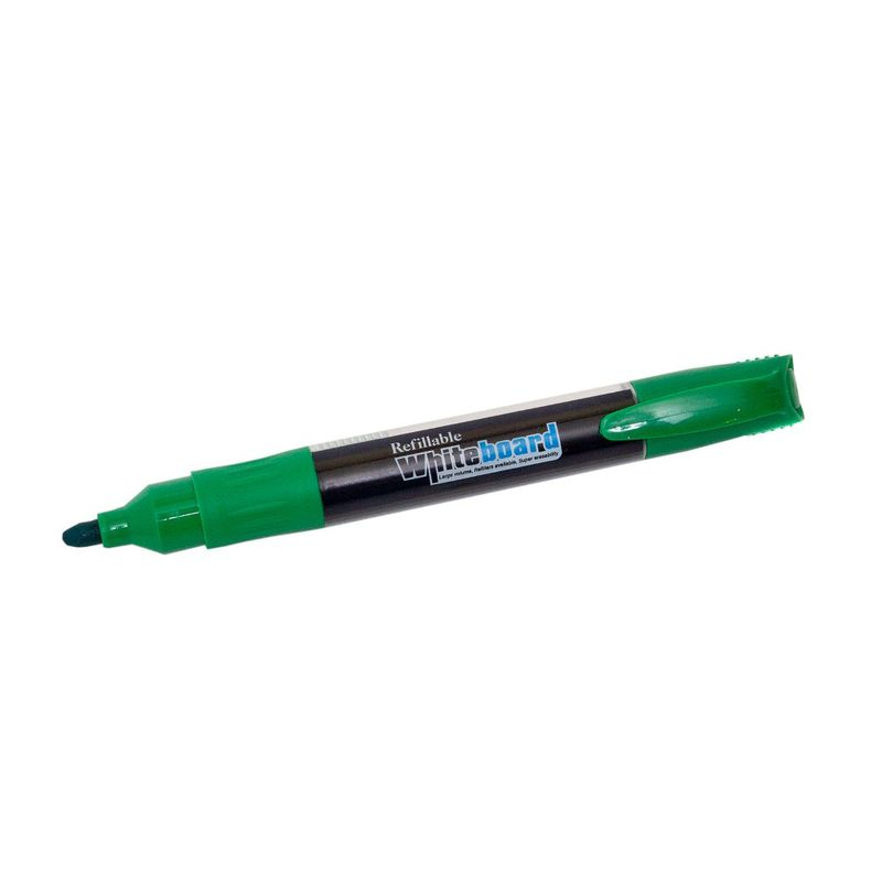 Marker-pentru-tabla-Xprime-reincarcabil-varf-rotund-2.3-mm-verde