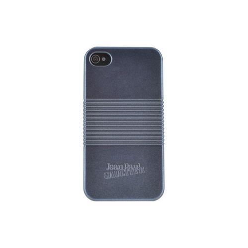 Capac spate Jean Paul Gaultier pentru iPhone 5/5 Conservbox, gri