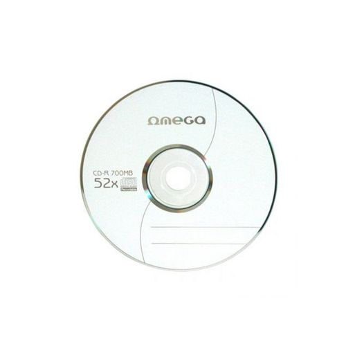 CD-R Omega, viteza 52x, 700MB