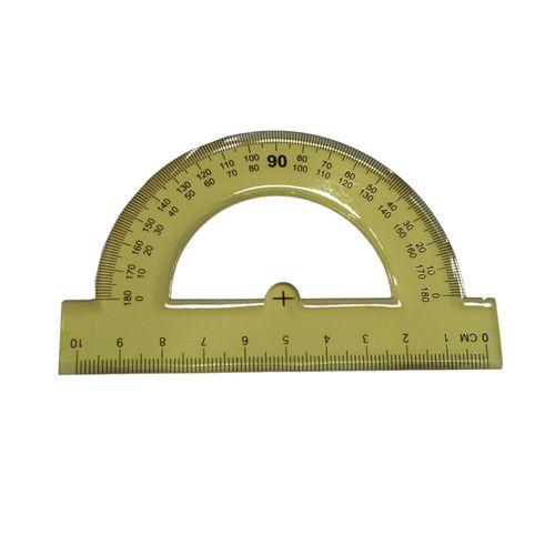 Raportor 180 grade, 10 cm