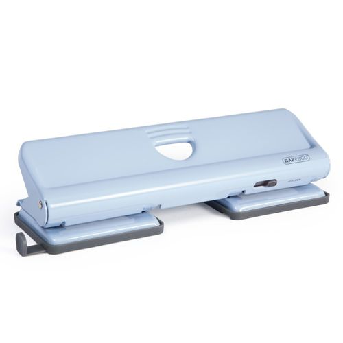 Perforator metalic Rapesco 720, cu 4 perforatii, 22 coli