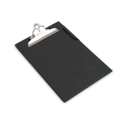 Clipboard simplu Rapesco, A4, heavy duty, negru