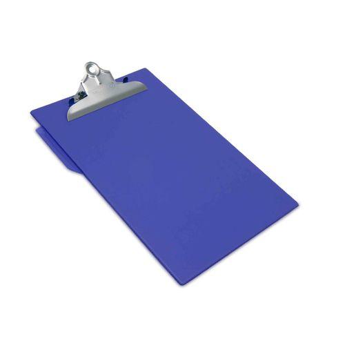 Clipboard simplu Rapesco, A4, heavy duty, albastru