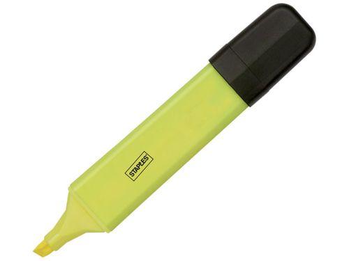 Textmarker Staples, fluorescent, 5 mm