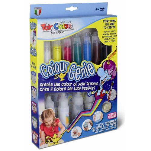 Micul atelier Toy Color Spiritul Culorilor