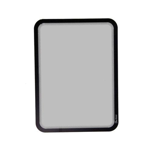 Rama adezive repozitionabile Tarifold, A4, cu inchidere magnetica, negru, 2 bucati/set