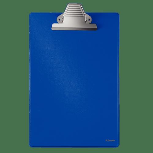 Clipboard Esselte Jumbo Maxi, PP, albastru