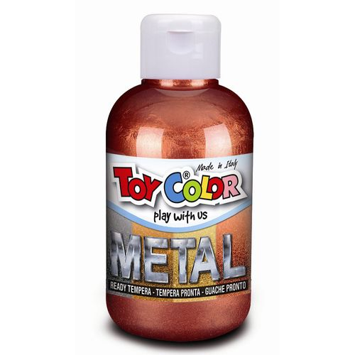 Tempera metalizata Toy Color, 250 ml