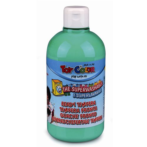 Tempera superlavabila Toy Color Pastel, 500 ml