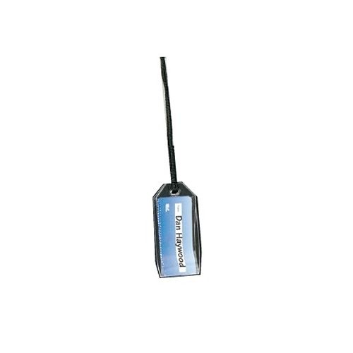 Etichete autolaminante 3L, cu snur pentru bagaj, 40 x 165 mm, 4 bucati/set