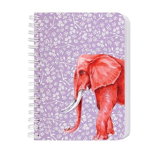 Bloc Notes Abodee Elefant, A6, 100 file