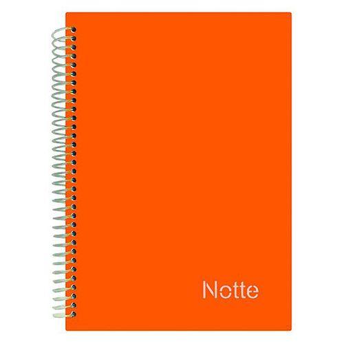 Caiet Notte, A4, cu spira, 72 file dictando