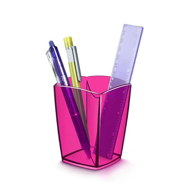 Suport-instrumente-de-scris-CEP-Happy-roz