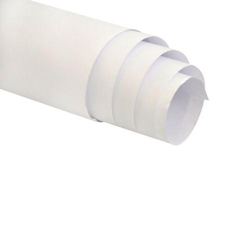 Hartie pentru ambalare, 70 x 100 cm, alb