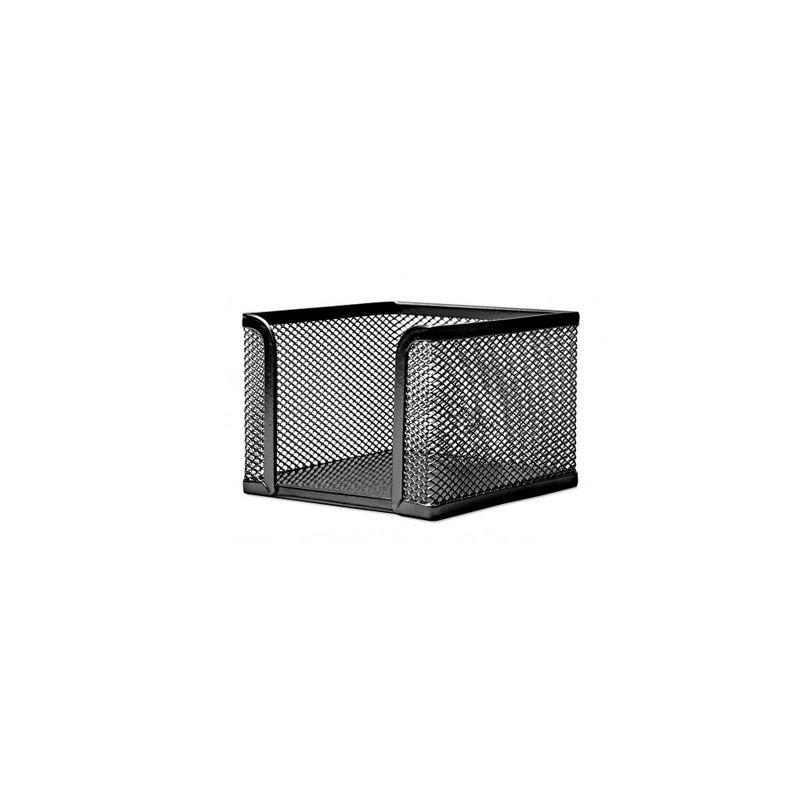 Suport-metalic-EVO-Office-pentru-cub-de-hartie-negru