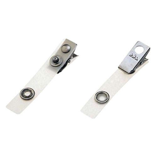 Clips metalic pentru ecusoane