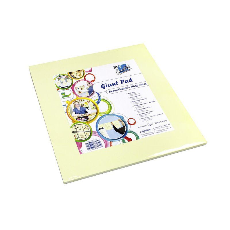 Pad-gigant-pentru-colorat-Info-Notes-galben-50-coli