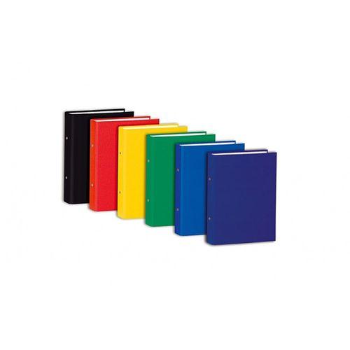 Caiete mecanice Skag, PP, A5, 2 inele, diverse culori, 10 bucati/set