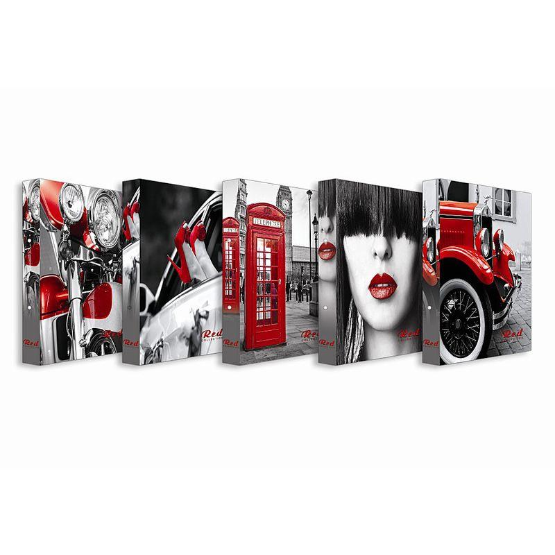 Biblioraft-Skag-Red-Collection-A4-7.5cm