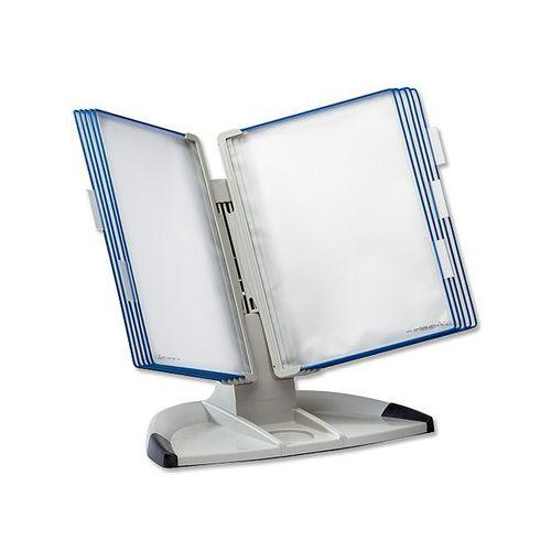 Sistem de prezentare Tarifold, A4, 10 folii, albastre