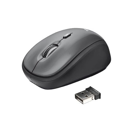 Mouse wireless Trust Yvi, negru