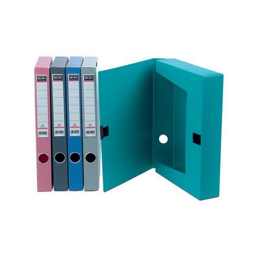 Cutie arhivare Skag, A4, 3.7 cm, plastic