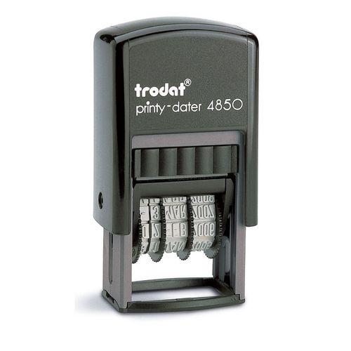 Stampila datiera Trodat T4850