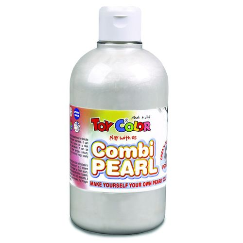 Tempera Toy Color Combi Pearl, 500 ml