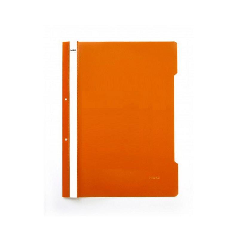 Dosar-de-plastic-Noki-cu-sina-si-perforatii-portocaliu