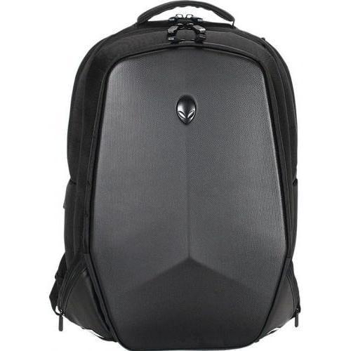 """Dell Notebook carrying backpack Alienware Vindicator Backpack 17.3""""inch, Zippered, weather resistant, adjustable shoulder strap, paddedshoulder"""