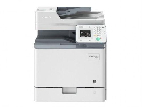 Multifunctional laser color Canon IRC1225IF, dimensiune A4 (Printare, Copiere, Scanare, Fax), duplex, viteza max 25ppm alb-negru si color, rezolutie