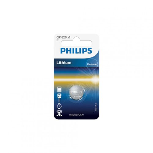 Philips Lithium 3.0V coin 1-blister (16.0x 2.0)