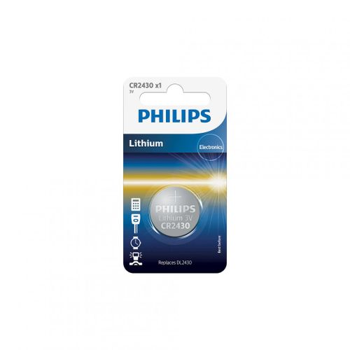Philips Lithium 3.0V coin 1-blister (24.5 x 3.0)