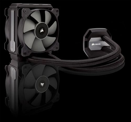 Cooler CPU Corsair H80i v2, racire cu lichid, ventilator 2x120mm, baza cupru, Socket Support: AM2, AM3, FM1, FM2, LGA: 115x, 1366, 2011, 2011- 3,