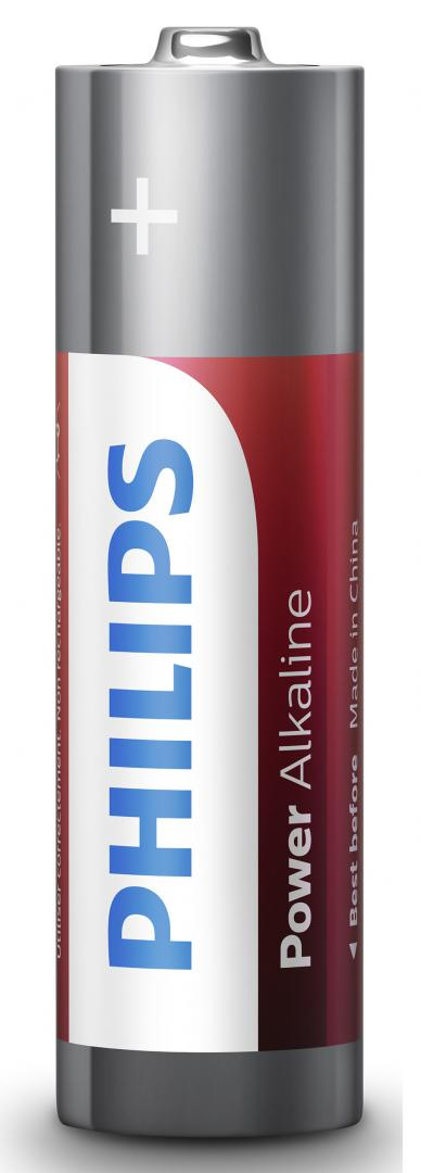 Philips Power Alkaline AA 4-blister