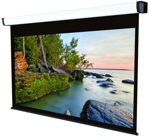 Ecran de proiectie montabil pe perete Sopar Platinum, 240cm x 200cm, 3240PL, SP3240PL