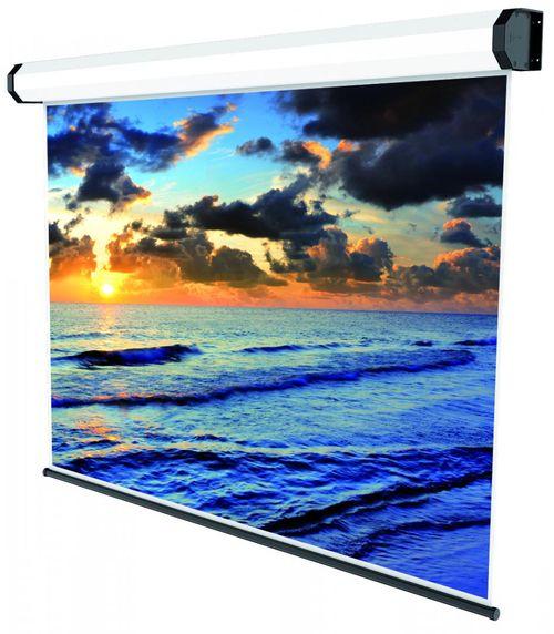 Ecran de proiectie electric Sopar PROFESIONAL, 300 x 200cm, SP5303 / Ecran de proiectie electric Sopar