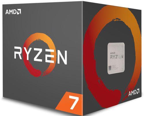 Procesor AMD Ryzen 7 2700X, YD270XBGAFBOX, 8 nuclee, 4.35GHz, 20MB, AM4, 105W, Wraith Prism cooler