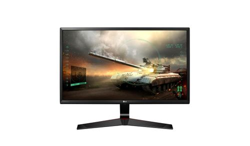 "Monitor 23.8"" LG 24MP59G-P, Gaming, IPS, 16:9, FHD 1920* 1080, 250 cd/m2, 5ms/ 1ms with Motion Blur Reduction, 1000:1, 178/178, anti-glare, Flicker"