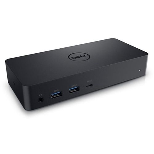 Docking Station Dell D6000, Host Connection: USB3.0 (Type-A) or USB Type-C, Max Resolution: 5120 x 2880 @ 60Hz (5120 x 2880 (5K) @ 60Hz can be