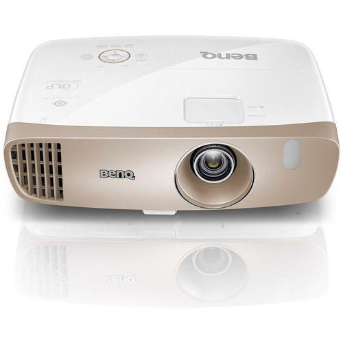 Proiector BENQ W2000, DLP FHD 1920x 1080, 2000 lumeni, 15.000:1, lampa 6.000 ore Smart Eco, D-sub, Composit, Component, MHL, HDMI, RS232,