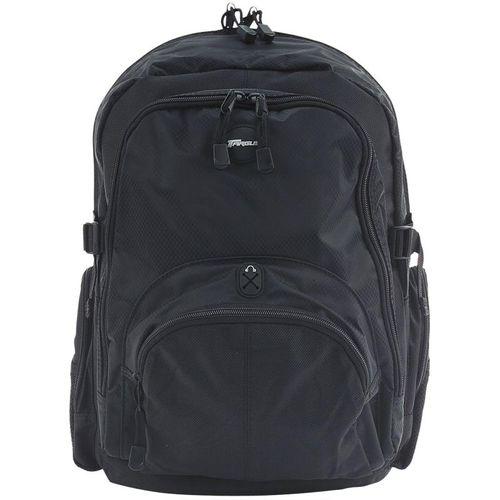 "Rucsac notebook Targus, CN600, 15.6"", Black, Material rezistent, multiple buzunare"