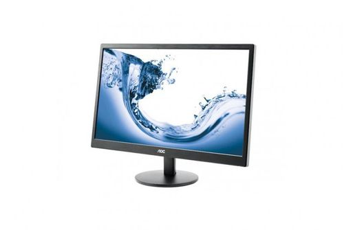 "Monitor 27"" AOC E2770SH, FHD, Wide, TN, 16:9, 1920*1080, LED, 1 ms, 300 cd/m2, 170/160, 1000:1, HDMI, D-SUB, DVI, VESA, Speakers, Black"
