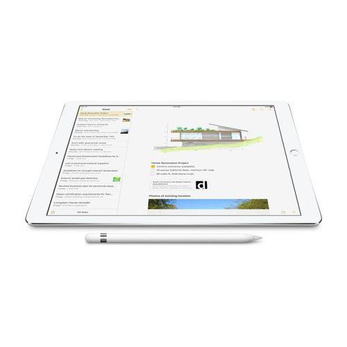 Stylus Apple compatibil cu iPad Pro, culoare alb, MK0C2ZM/A