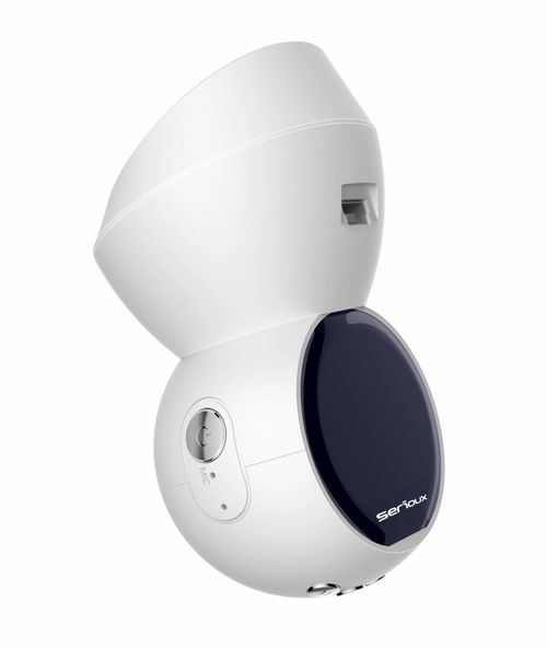 "Camera auto DVR Serioux Urban Safety 200, inregistrare FullHD 1080p, 30fps, format video MP4, ecran LCD 1.22"", rezolutie ecran 204x240 pixeli, audio"