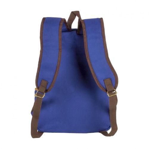 """Rucsac Serioux JOY, max 15.6"""", compartimentat, material textil, albastru"""